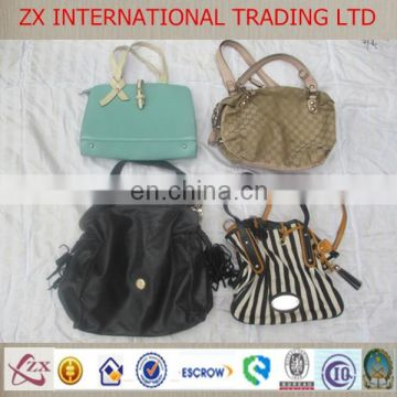 hot sale used bags/ hand bags/schoolbags