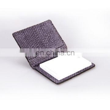 Competitive Price High Quality Custom Leather Notebook With Pen