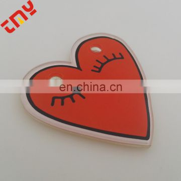 Custom school badges epoxy acrylic school badges
