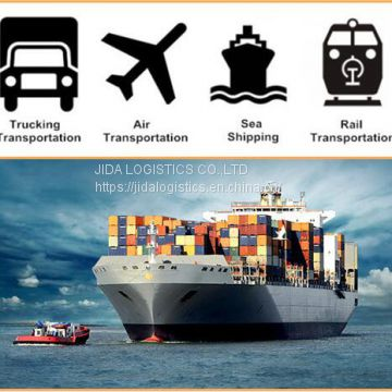 Lowest Sea Shipping Service from China to US Amazon Warehouse