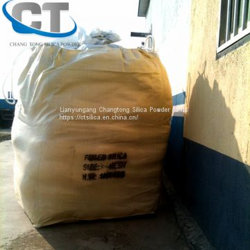 200-6000M white high percent conversion Silica powder for metal casting Professional manufacturers