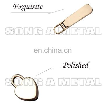 Song A Metal zip wholesale made in China used for handbags