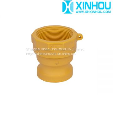 Part A female pp quick camlock coupling