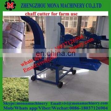 Hot selling ! Straw crusher Chaffcutter Straw chopper Ensilage cutter Crop cutter Hay cutter Chaff slicer