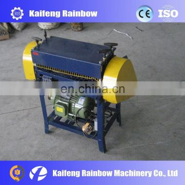 Electric machinery configuration 4 x 4 three-phase wire cable chopper machine