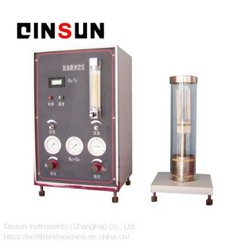 Critical (Limiting) Oxygen Index Test Apparatus