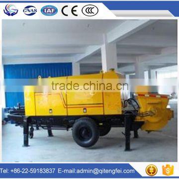 Putzmeister Static BSA 1407 D concrete pump of Pump from