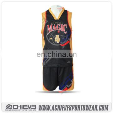 993fcff2906 Latest basketball jersey logo design