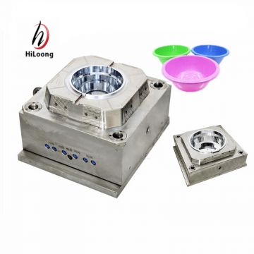 plastic injection moulding taizhou basin mold