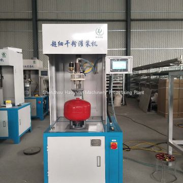 Super fine full auto dry powder filling machine manufacturer