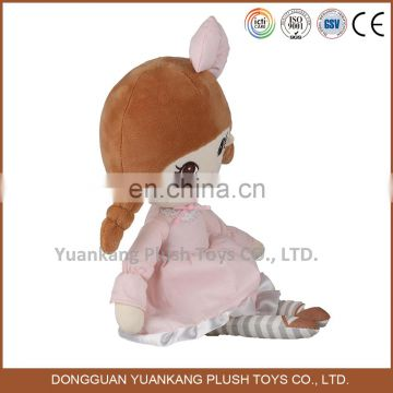 Wholesale Custom Stuffed Plush Lovely Baby Doll