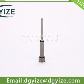 Precision tungsten carbide punches with profile grinding China tool and die  maker