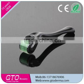 professional microneedle roller /magic anti ageing ,wrinkle removal,microneedle skin roller(CE approved)
