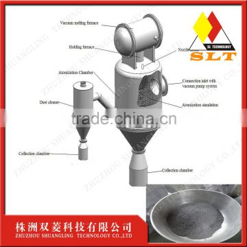 200KG metal powder gas atomiser gas atomizer gas atomization equipment