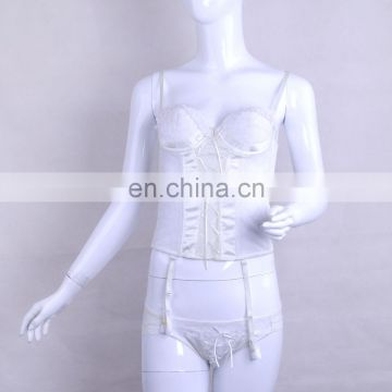 China Factory Custom Elegant Lace Up Sexy Cincher