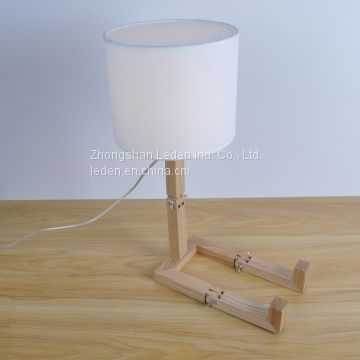 New Design Wooden Table Lamp Table light