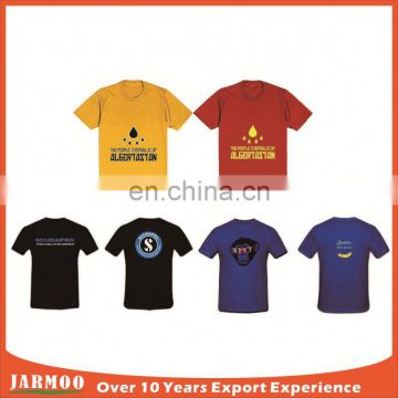 high quanlity all size factory promotion bulk blank t-shirts