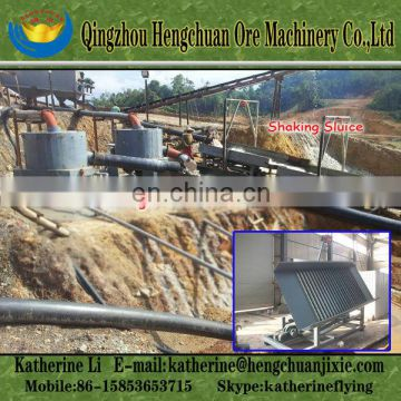 Ghana widely used gold centrifugal concentrator, gravity gold concentrator with nice price