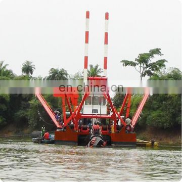 High Quality China made Cutter Dredge Machine River Use