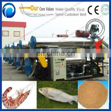 use fish waste to make fish meal and oil plant/ 2-100ton fishmeal production machinery