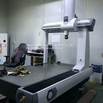 HEXAGON GLOBAL 09.15.08 Coordinate Measuring Machine