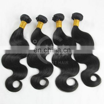 2014 New Arrival 100% Virgin Wholesale Malaysian Hair Weave Top Quality Long Body Wave For Thin Hair