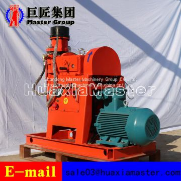 High Quality ZLJ400 Tunnel Drilling Rig For Coal Mine for sale