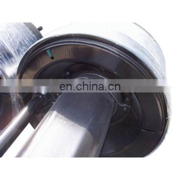 English type axle 8 hole with japan stud for trailer/semi-trailer/truck