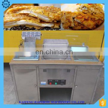 Best Price Commercial Fried Chicken Machine deep frying basket/ frying chicken wing machine