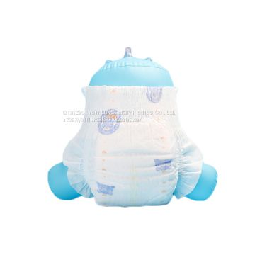 Soft breathable baby diaper disposable nappies manufacturer