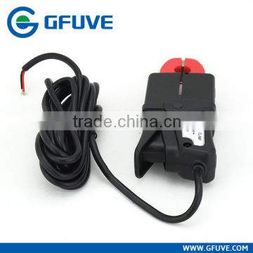 High Precision Clamp On AC Current Sensor 100A