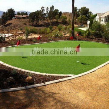 2017 wholesale 40*60cm turf synthetic artificial grass for garden