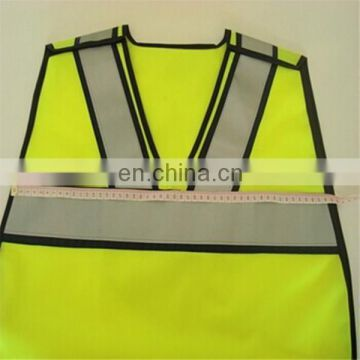 Manufacturers China High Visibility Sport Reflective Fabric Vest