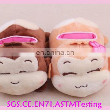 2014 new wholesale plush phone holder with cheap price