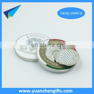 2016 magnetic golf pitch mark repair/golf pitch repair tool