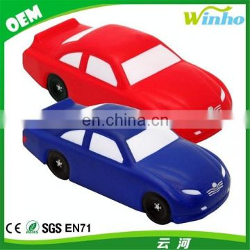 Winho Promotional Foam Squezee Sports Car Stress Ball