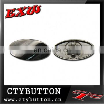 CTY-SO(340) acrylic stone metal button