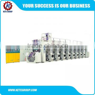 Computer Color Register 8 Color Aluminum foil Rotogravure Printing Machine                                                                         Quality Choice                                                     Most Popular