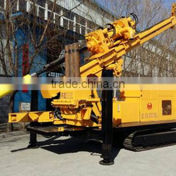 low power consumption ! HFW600L drills to drill water wells