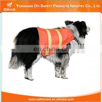 Wholesale OEM cheap reflective dog hunting vest