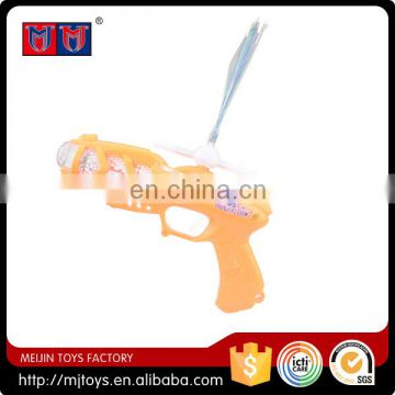 Meijin good series cheap B/O gun with light for sale colorful