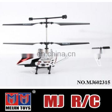 Cool design 3 CH 36CM alloy model helicopter