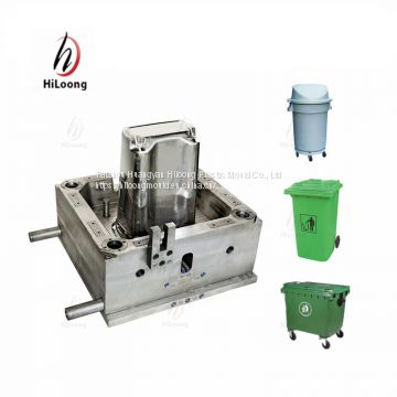 2018 new ideas products mould quality trash can mould injection