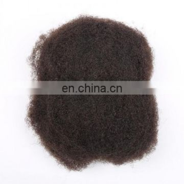 2015 Year Tangle Free Grade 5A Tight Afro Kinky Curl Human Hair For Braiding