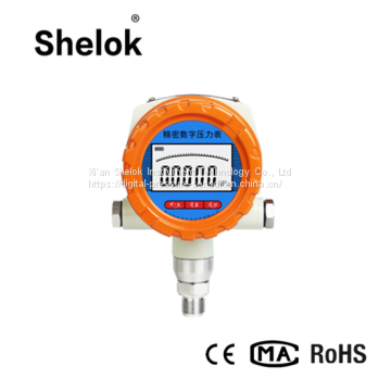 Digital air oil hydraulic mpa pressure gauge manometer