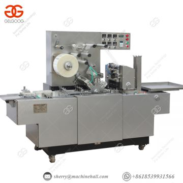 Packaging Equipment Ce Approved Dvd Overwrap Machine