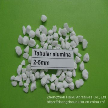 china Best Choice TA tabular alumina for steel,casting,cermics