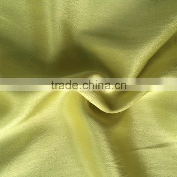 Drapy Rayon Viscose Crepe Satin Soft and comfortable Dress fabrics for High Brands