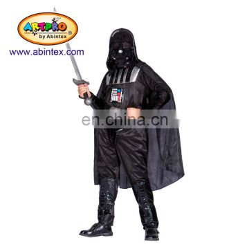 Star Warrior Black Vader costume (11-001) as party costume for boy with ARTPRO brand
