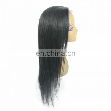 Heze 8-40 Inch in Stock Factory Wholesale human hair Full Lace Wig with Baby Hair